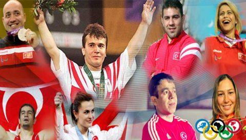 olimpiyat oyuncularımız