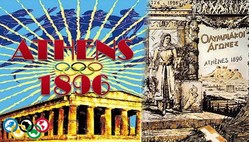 atina 1896, athens 1896 olmypics