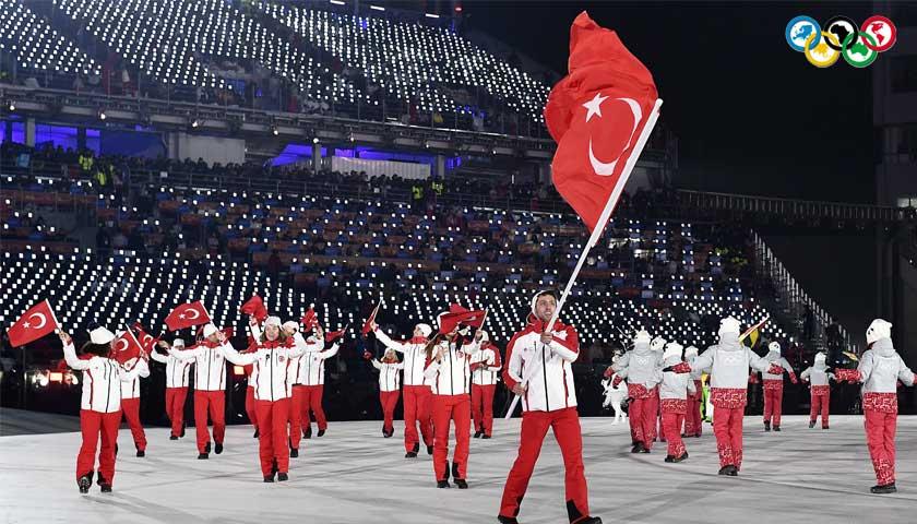 Kış Olimpiyatlarında Türkiye