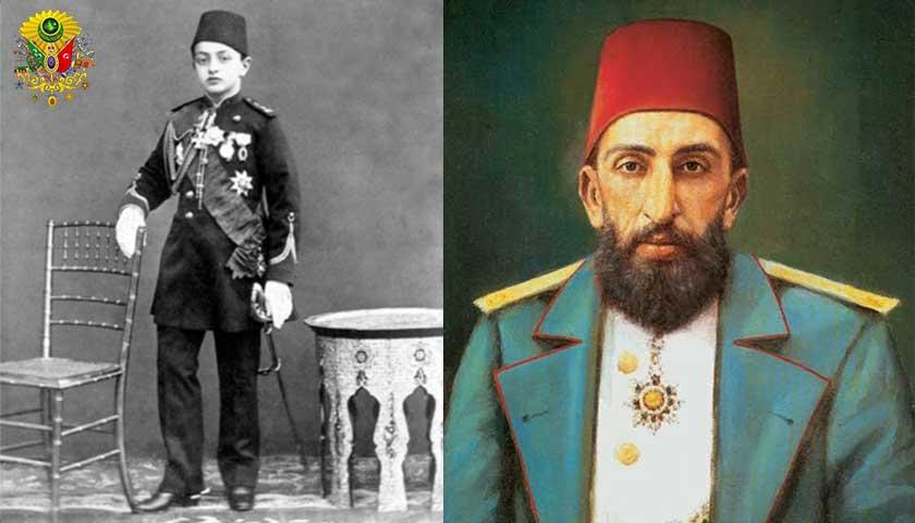 34 II. Abdülhamid (1876 – 1909)