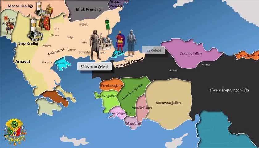 Osmanlı Fetret Devri