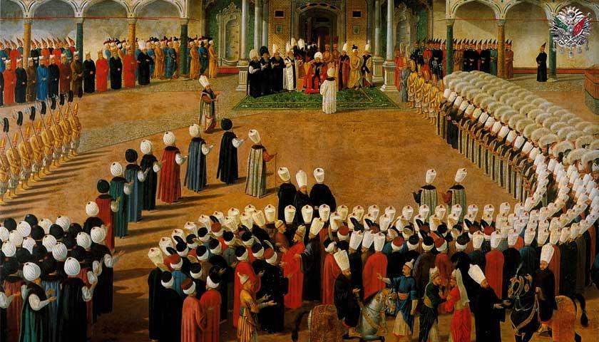 Sultan III.Selim Han'ın Cülus Töreni