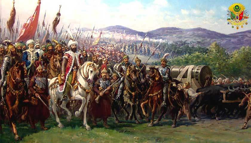 Fatih Sultan Mehmed'in Istanbul fethi, 29 Mayıs 1453
