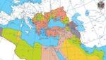 Osmanlı İmparatorluğu'nun idari bölünüşü