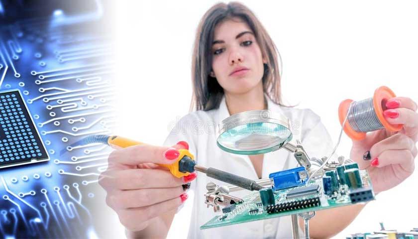 Elektronik ve Kadın