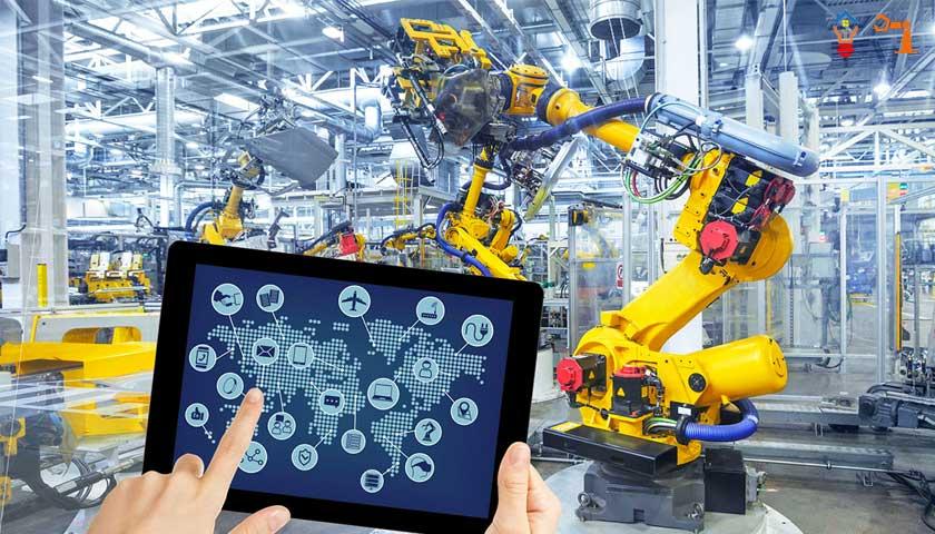 robot kol otomasyon