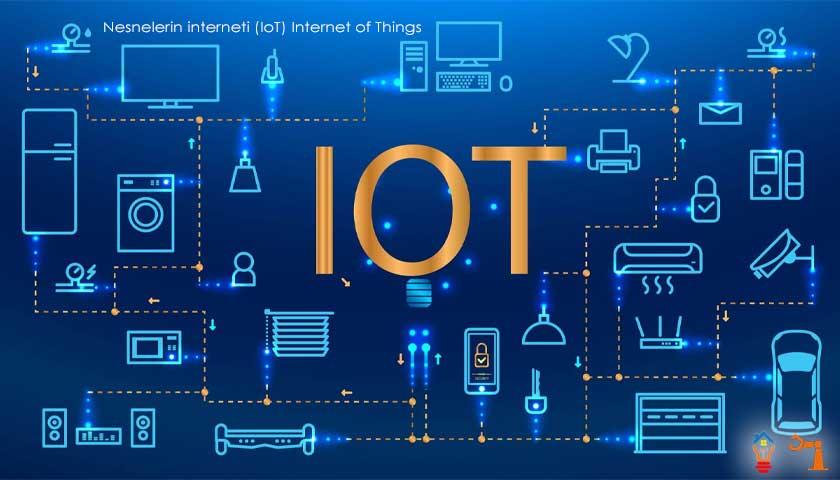 Nesnelerin interneti (IoT) Internet of Things